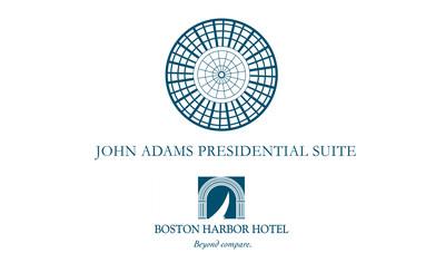 John Adams Presidential Suite at Boston Harbor Hotel Logo
