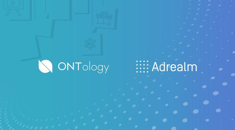 Ontology+Adrealm: Strategic Partnership for Blockchain-Powered Adtech Ecosystem