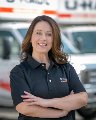 Jessica Lopez, Chief of Staff at U-Haul International in Phoenix, is a finalist for the Ethical Corporation's 2018 Business Leader of the Year award
