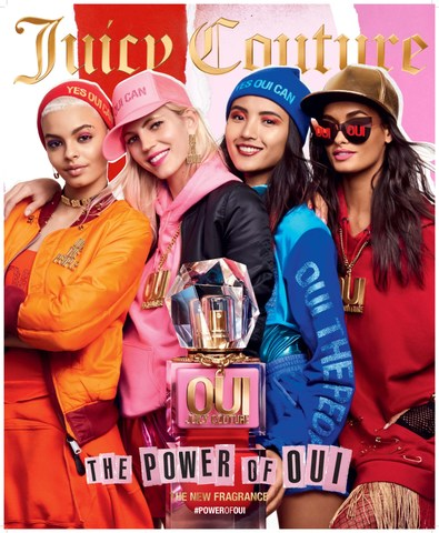 Oui Juicy Couture Ad