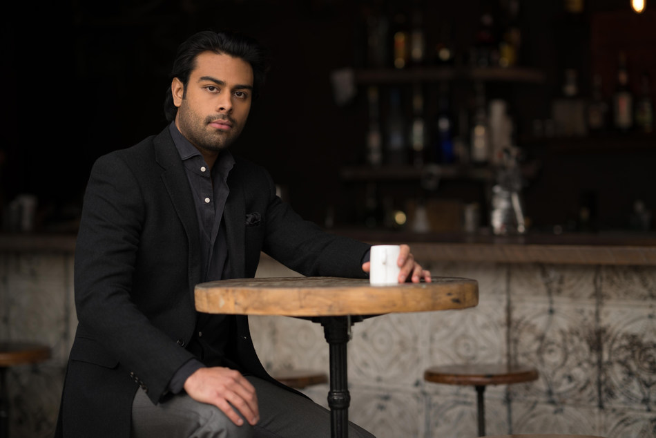 Karam Hinduja, founder and CEO of Karma Network.