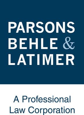 Parsons Behle & Latimer