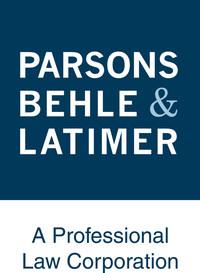 Parsons Behle & Latimer (PRNewsfoto/Parsons Behle & Latimer)