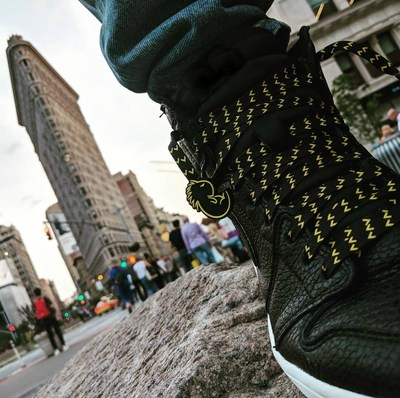 Crttrs new premium laces offer consumers a stylish & affordable way to upgrade footwear collection