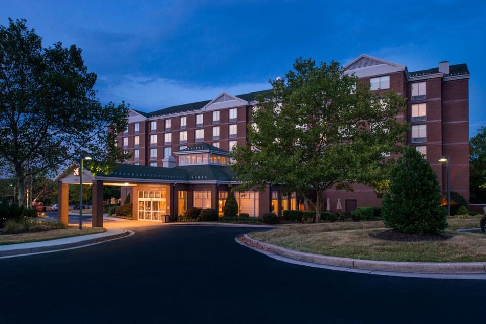 Newly renovated Hilton Garden Inn White Marsh (Baltimore) (CNW Group/American Hotel Income Properties REIT LP)