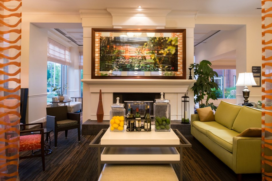 American hotel income properties reit lp completes us 1 0 - Hilton garden inn baltimore white marsh ...