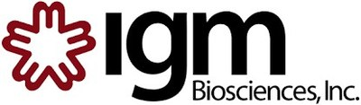 IGM Biosciences, Inc. Logo. (PRNewsfoto/IGM Biosciences, Inc.)