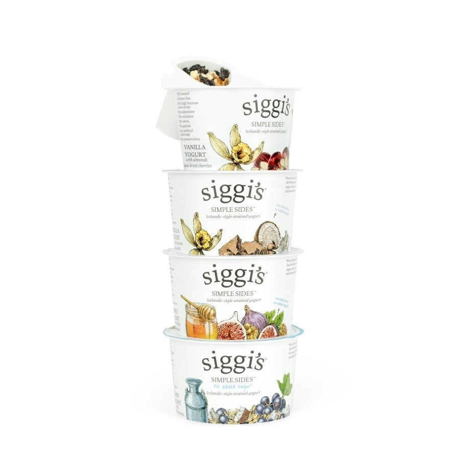 siggi's Introduces New 'Simple Sides™' Innovation