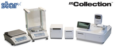 Star Micronics mCollection, featuring 5+Hub interface.
