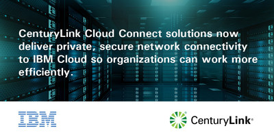 CenturyLink Connects Enterprises to IBM Cloud