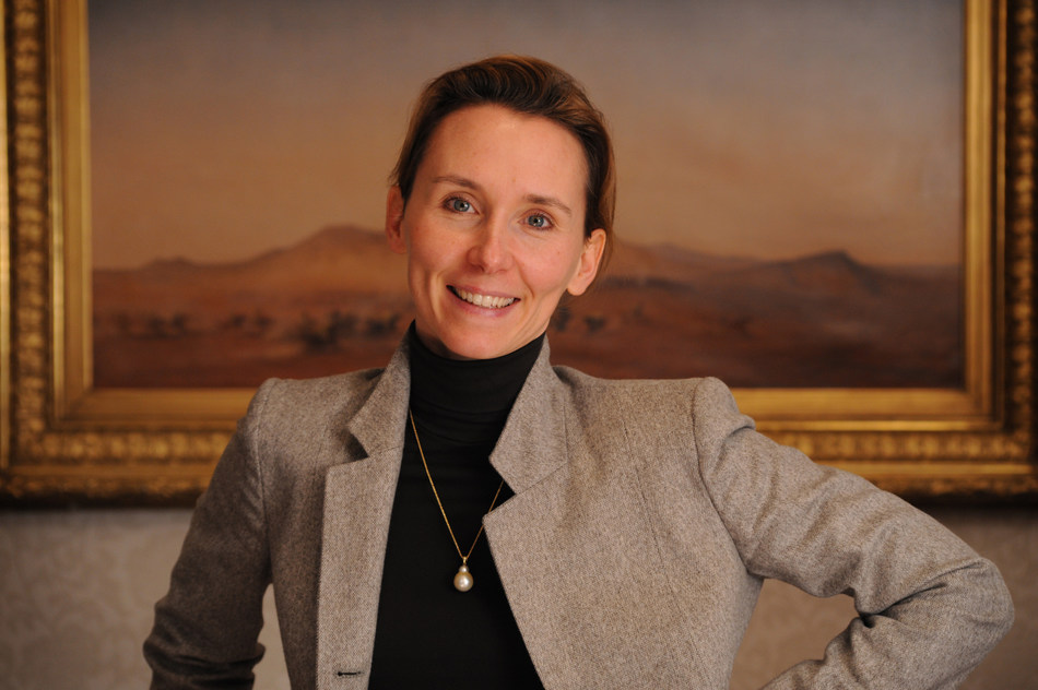 Maud Brown, Managing Director, Corporate Investment North America at Investcorp