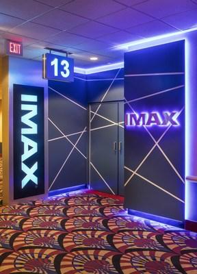 Showcase Cinema de Lux City Center 15 IMAX Entry