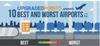 Latest Data-Driven Study Reveals the 10 Best and Worst Airports in the US