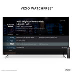 VIZIO 2018 SmartCast OS Expands to Offer Free and Unlimited TV via All-New WatchFree™ Service