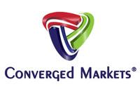 Converged Markets Logo (PRNewsfoto/Converged Markets)