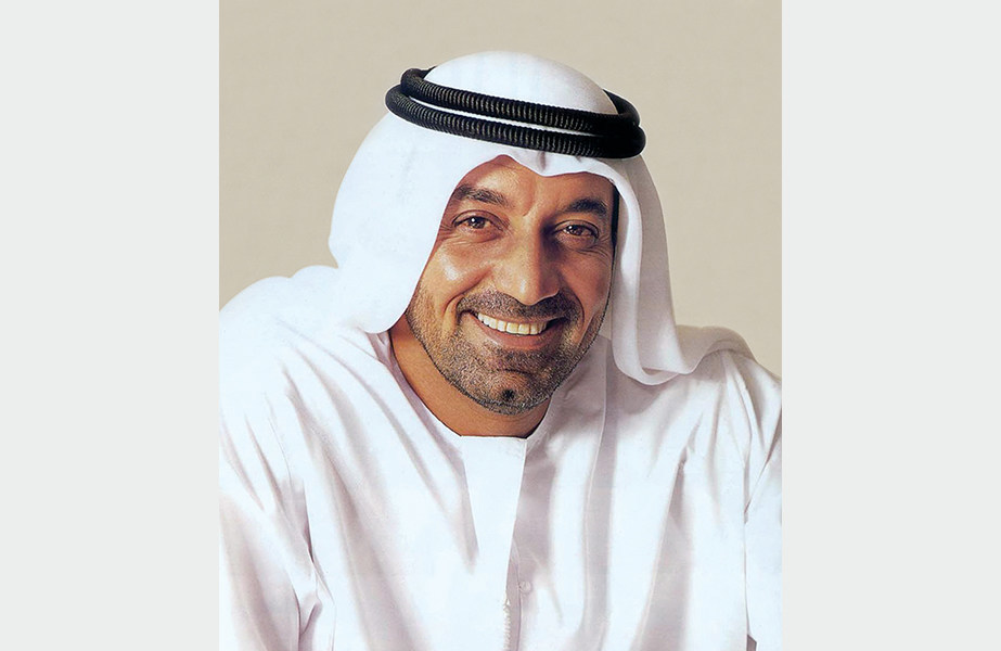 H.H. Sheikh Ahmed bin Saeed Al Maktoum, President, Dubai Civil Aviation Authority and Chairman and Chief Executive, Emirates Airline and Group (PRNewsfoto/The Maritime Standard)