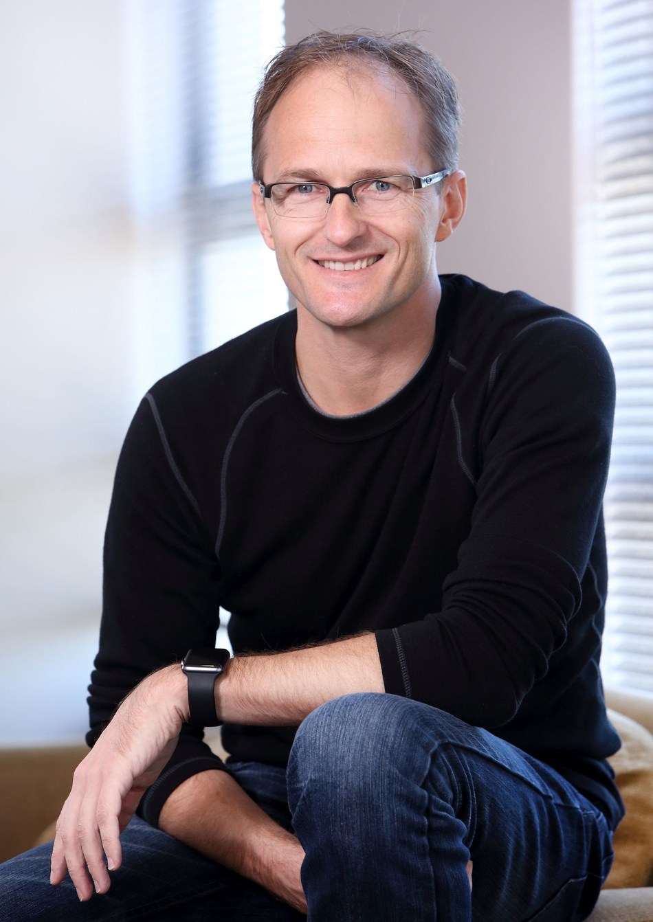 Pieter de Villiers, Clickatell Group CEO (PRNewsfoto/Clickatell Limited)