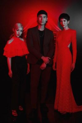 资生堂在日本东京庆祝全新彩妆系列的全球发布