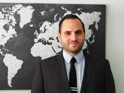 Maor Roffe, ACFCS vice president of business and sales development