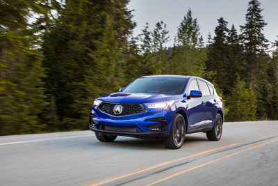 The Acura RDX set a second consecutive monthly sales record in July, just two months after the all-new 2019 RDX launched in the marketplace.