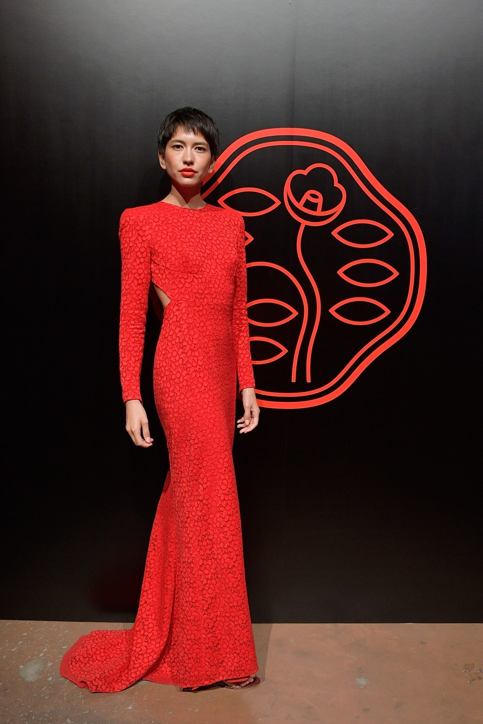 Photo by Keith Tsuji/Getty Images for SHISEIDO