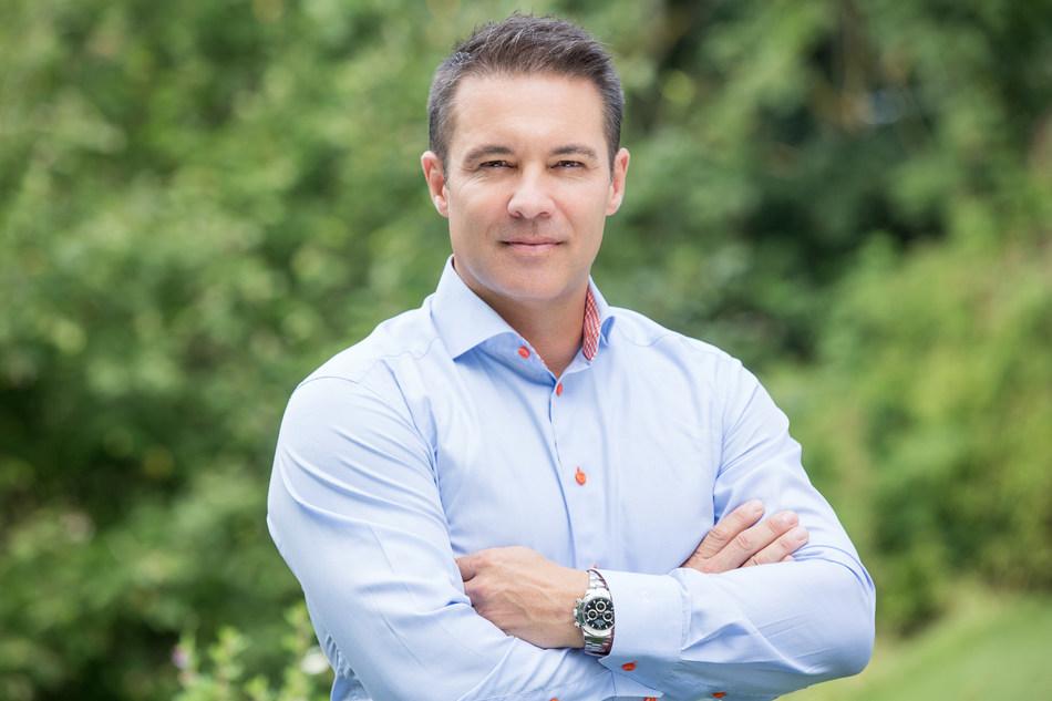 Alex Zwyer, CEO of NLS-1 Pharma AG (PRNewsfoto/Business Worldwide Magazine)