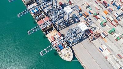 A 'trade spat' could shave a percent off global growth (PRNewsfoto/CRU)
