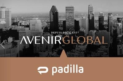 Logo: Avenir Global / Padilla (CNW Group/Avenir Global)