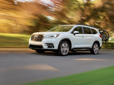 Subaru of America, Inc. Reports All-Time Record July Sales
