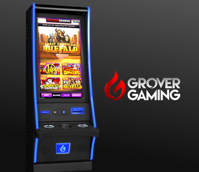 Grover Gaming Electronic Pull-Tab System Approved in North Dakota