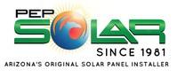 PEP Solar Business Logo