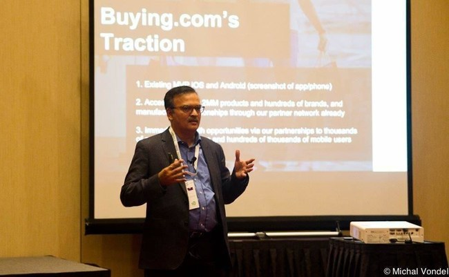 Buying.com at the Blockchain World Conference in Atlantic City