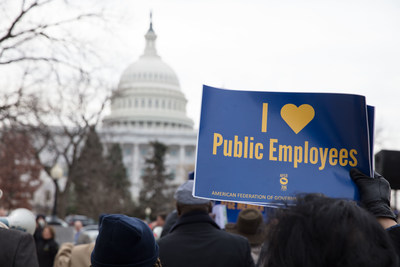The Senate voted 92-6 on Wednesday to pass a spending bill for the next fiscal year that would provide federal employees with a 1.9 percent pay raise in January.