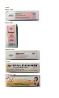 Graves risques pour la santé associés à des crèmes et lotions pour la peau non autorisées, vendues chez divers détaillants du Québec (Groupe CNW/Santé Canada)