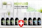 Hemplix™ Swiss CBD Oil (CNW Group/Pivot Pharmaceuticals Inc.)