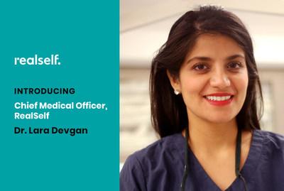 RealSelf Chief Medical Officer Dr. Lara Devgan MD, MPH, FACS