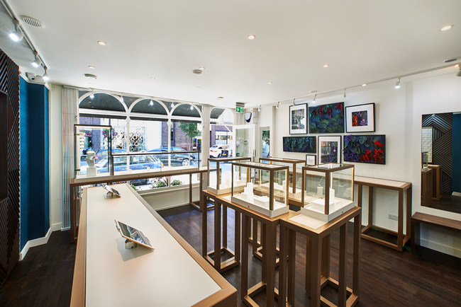 World S First Fine Fashion Jewelry Brick And Mortar Shop Exclusively Featuring Cultured Diamonds Has Opened