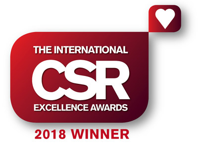 Neo Capital Received SILVER Award in the International CSR Excellent Awards 2018