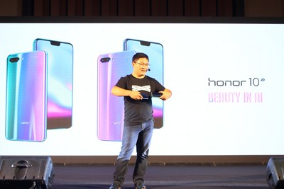 James Yang, President of Honor Indonesia