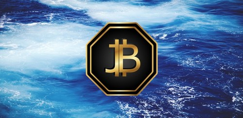 The Jinbi Token is the perfect medium for cryptocurrency enthusiasts and precious metals investors – Background Image by Clem Onojeghuo (PRNewsfoto/Jinbi Token)