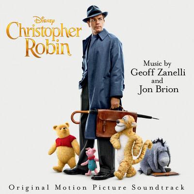 Christopher Robin Original Motion Picture soundtrack artwork