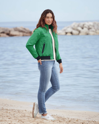 Lands' End is making denim dreams come true this fall with better fits and innovative fabrics in the fall 2018 women's denim jean collection