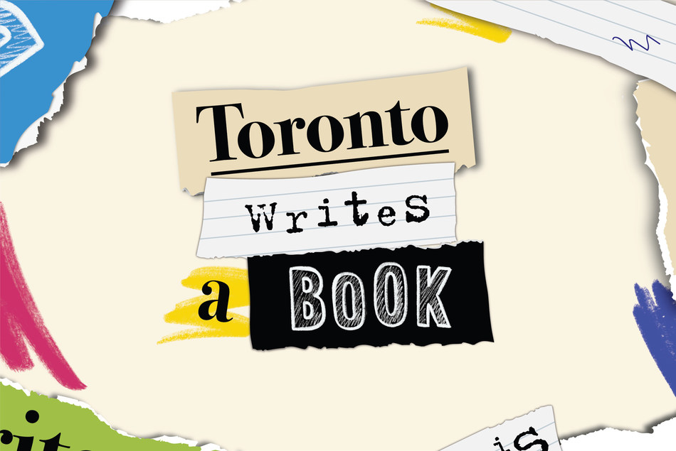 Toronto Writes a Book (CNW Group/Toronto Public Library)