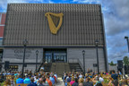 Guinness Open Gate Brewery & Barrel House, the first Guinness brewery in the U.S. in more than 60 years, held a ribbon cutting on August 2, 2018 in Halethorpe, Maryland.  Opening to the public August 3, 2018 at 3pm EST.