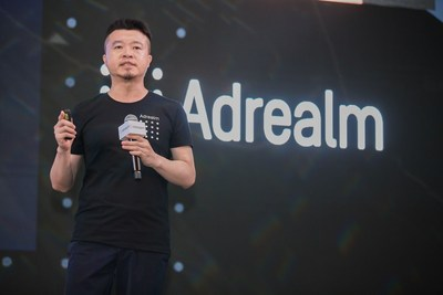 Brian Xie, CEO/Founder Adrealm Foundation