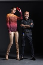 OPPO joins hands with 'Colour Maestro', Manish Arora for upcoming F9 Pro (PRNewsfoto/OPPO)