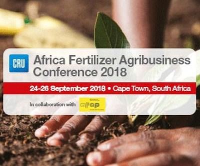 Africa Fertilizer Agribusiness Conference 2018 (PRNewsfoto/CRU)