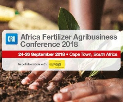 Africa Fertilizer Agribusiness Conference 2018