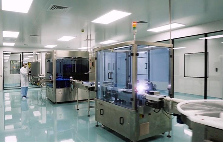 BOSCH liquid preparation production line
