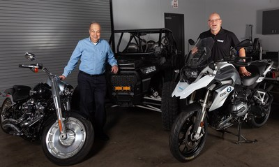 Motorsport Aftermarket Group (MAG), parent company for several leading powersport brands, powersports retailers, and distributor of aftermarket products, names Mike Buettner (right) interim CEO of MAG and Bob Peiser (left) as Chairman of the MAG Board of Directors. Both senior leaders have extensive experience in the powersports industry and begin their new roles immediately.